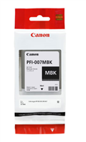 Canon Ink Tank PFI-007MBK - Pigment Matte Black Ink Tank 90ml
