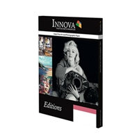 Innova IFA-11 Photo Cotton Rag 315gsm 8.5in x 11in 25 Sheets