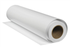 "Premier Imaging Canvas Matte Bright White 21mil 400g 44"" x 40' Roll"