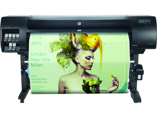 "HP DesignJet Z6610 Production 60"" Printer"