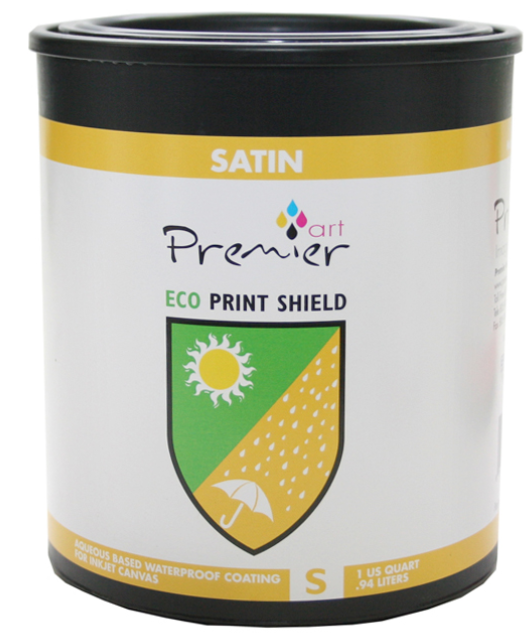 PremierArt Satin ECO Print Shield Quart