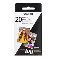 "Canon 2""x3"" ZINK Photo Paper - 20 Pack"