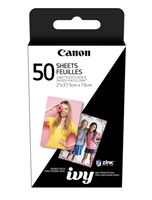 "Canon 2""x3"" ZINK Photo Paper - 50 Pack"
