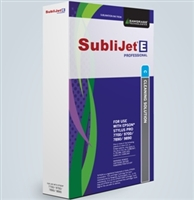 SubliJet-E Cyan Cleaning Cartridge for Epson 77/9700, 78/9890
