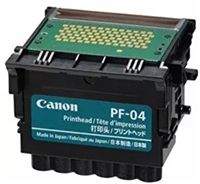 Canon PF-04 Black Printhead