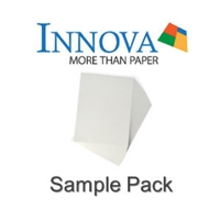 "Innova Sample Pack 8.5""x11"" - 14 Sheets"