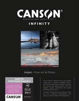 "Canson-Infinity Baryta Photographique II 310gsm Satin 8.5""x11"""