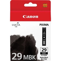 Canon PGI-29 Matte Black Ink Tank for PIXMA PRO-1