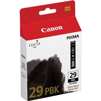 Canon PGI-29 Photo Black Ink Tank for PIXMA PRO-1