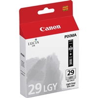 Canon PGI-29 Light Gray Ink Tank for PIXMA PRO-1