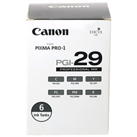 Canon PGI-29 6 Color Pack for PIXMA PRO-1