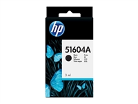 HP Black Plain Paper Print Cartridge - 51604A