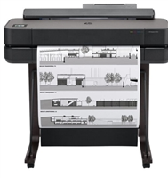 "HP DesignJet T650 24"" Large Format Wireless Plotter Printer"