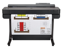 "HP DesignJet T650 36"" Large-Format Wireless Plotter Printer"