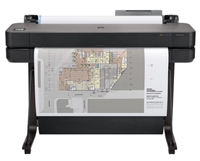 "HP DesignJet T630 36"" Large-Format Wireless Plotter Printer"