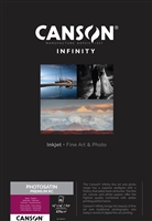 CANSON INFINITY PhotoSatin Premium RC 270gsm A3+ 25 Sheets