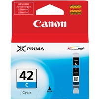 Canon CLI-42 Cyan Ink Tank for PIXMA PRO-100