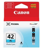Canon CLI-42PC Photo Cyan Ink Tank for PIXMA PRO-100
