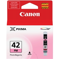 Canon CLI-42PM Photo Magenta Ink Tank for PIXMA PRO-100
