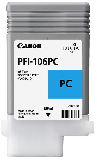 Canon Pigment Photo Cyan Ink Tank