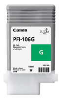 Canon PFI-106G Green Ink Tank (130ml) for iPF6400, iPF6450, iPF6300, iPF6350