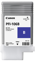 Canon PFI-106B Blue Ink Tank (130ml)