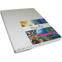 "PremierPhoto - Premium Photo Gloss Micropore Resin Coated 13"" x 19"" / 50 boxed sheets"