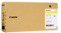 Canon PFI-707Y Yellow Ink Cartridge 770mL