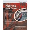 "Inkpress Matte Canvas 350gsm 11"" x 17"" - 10 Sheets"