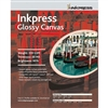 "INKPRESS Glossy Canvas 350gsm 11""x17"" 10 Sheets"