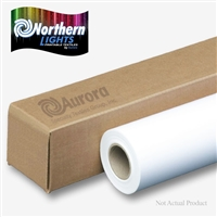 "Aurora White/Black/White Blockout 30""x30' Roll"
