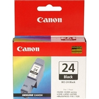 Canon BCI-24Bk Black Ink Cartridge