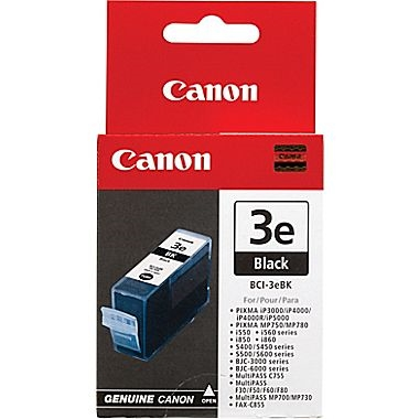 Canon BCI-3ePBk Photo Black Ink Tank