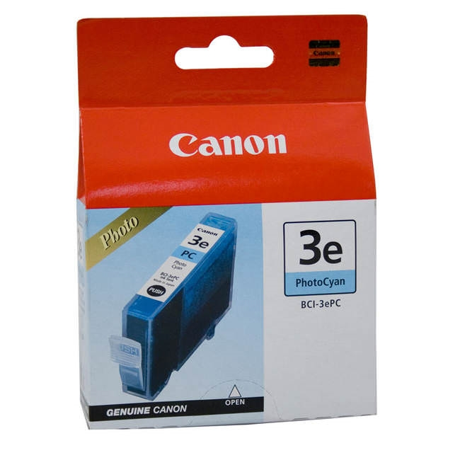 Canon BCI-3ePC Photo Cyan Ink Tank