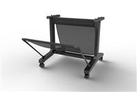 Epson printer stand and catch basket for T3170