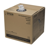 Epson Garment Pretreatment Fluid - 20 Liters Concentrate -  C13T43R100