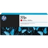 HP 773A 775ml Ink Cartridge - Chromatic Red