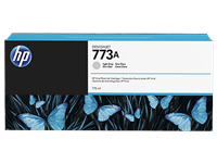 HP 773A 775ml Ink Cartridge - Light Gray
