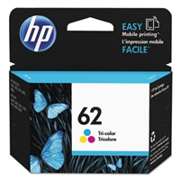 HP 62 Tri-color Original Ink Cartridge