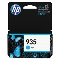 HP 935 Cyan Original Ink Cartridge for HP OfficeJet Pro 6230, 6830