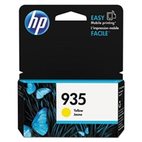 HP 935 Yellow Original Ink Cartridge for HP OfficeJet Pro 6230, 6830