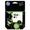 HP 934 XL Black Ink Cartridge 1000 Page-Yield