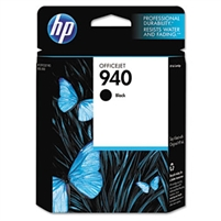 HP 940 Black Officejet ink cartridge 1000 pg yld