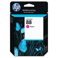 HP #88 Magenta Ink Cartridge with Vivera Ink