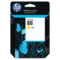 HP #88 Yellow Ink Cartridge with Vivera Ink