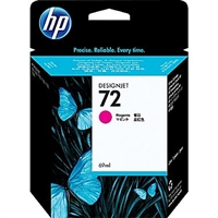 HP 72 Magenta Ink Cartridge