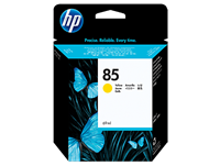 HP DesignJet 30/90/130 Series #85 Yellow Ink