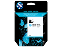 HP DesignJet 30/90/130 Series #85 Light Cyan Ink
