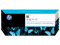 HP 91 Lt Gray Ink Cartridge