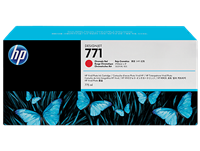 HP 771 775-ml Ink Cartridge - Chromatic Red